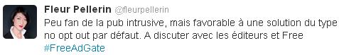 Free Fleur Pellerin