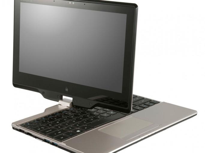 Gigabyte CES 2013 Windows 8 PC tablettes
