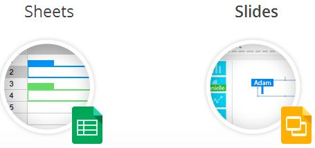 Google Slides hors-ligne