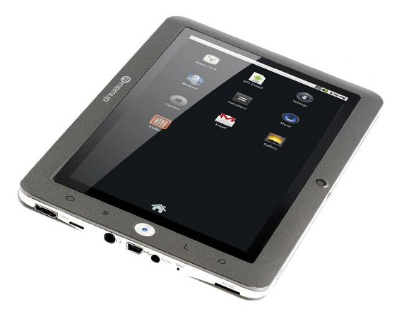 Memup tablettes ARM x86