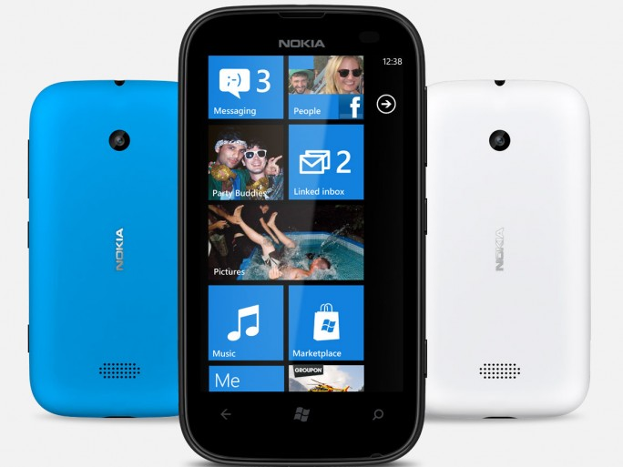Nokia Lumia 510 Windows Phone 7.8
