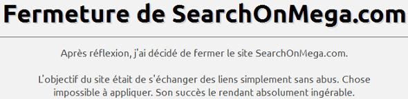 SearchOnMega