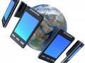 téléphonie mobile 2012