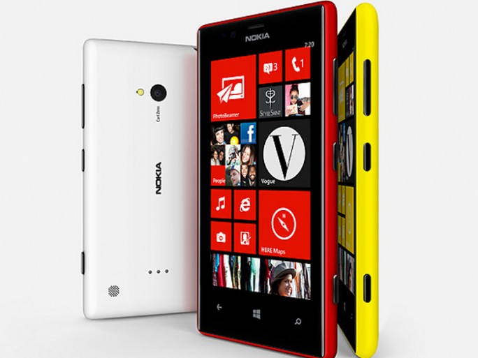 Nokia Lumia 720 Windows Phone