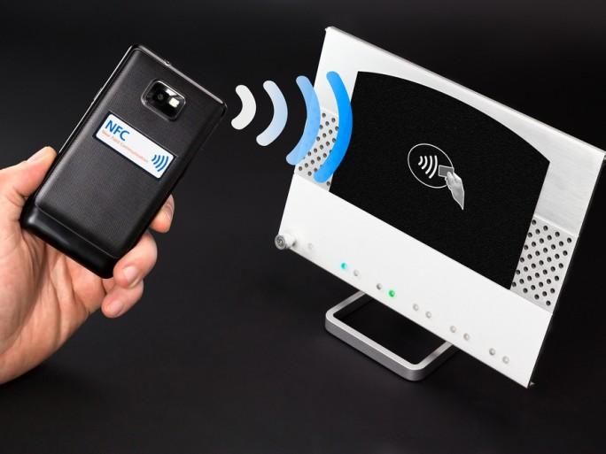NFC inside secure