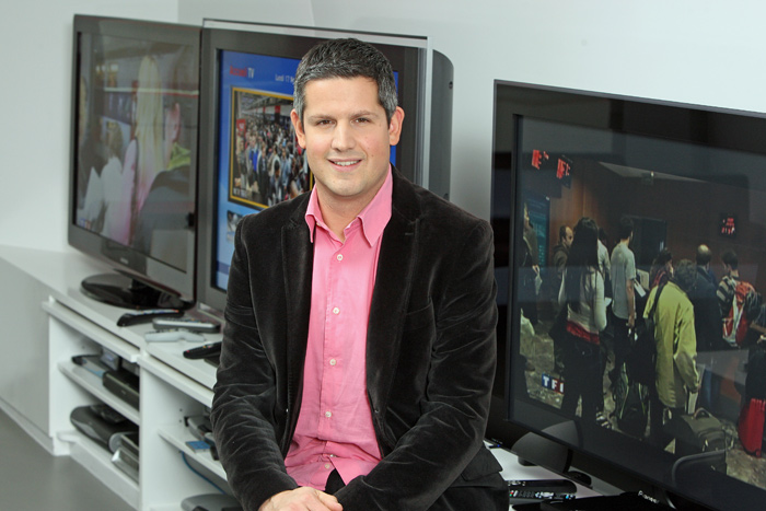 Olivier Abecassis e-TF1