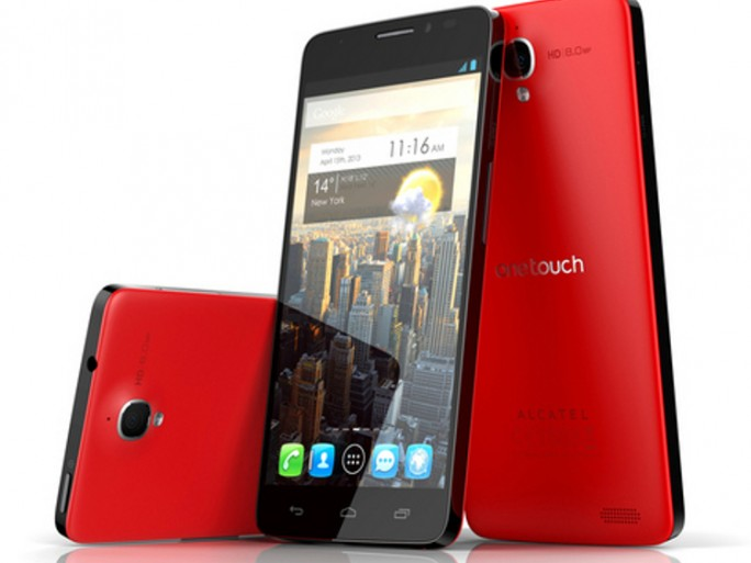 Alcatel One Touch Idol X