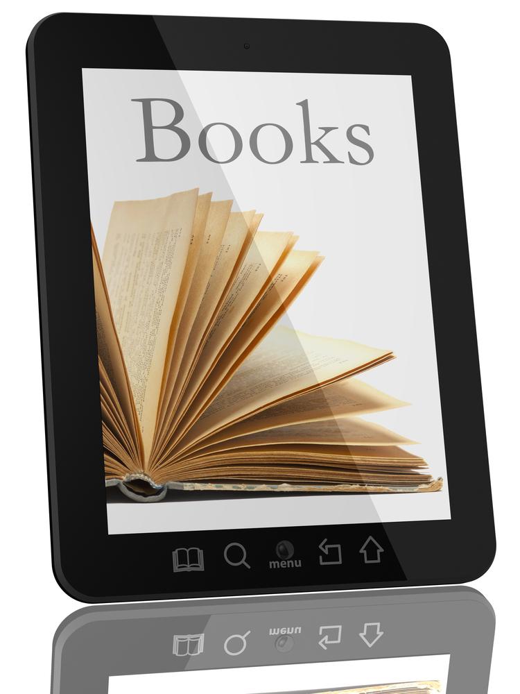 ebook sur tablette
