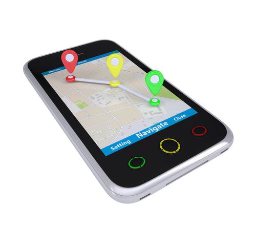 geolocalisation smartphone