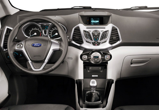 Spotify Ford EcoSport