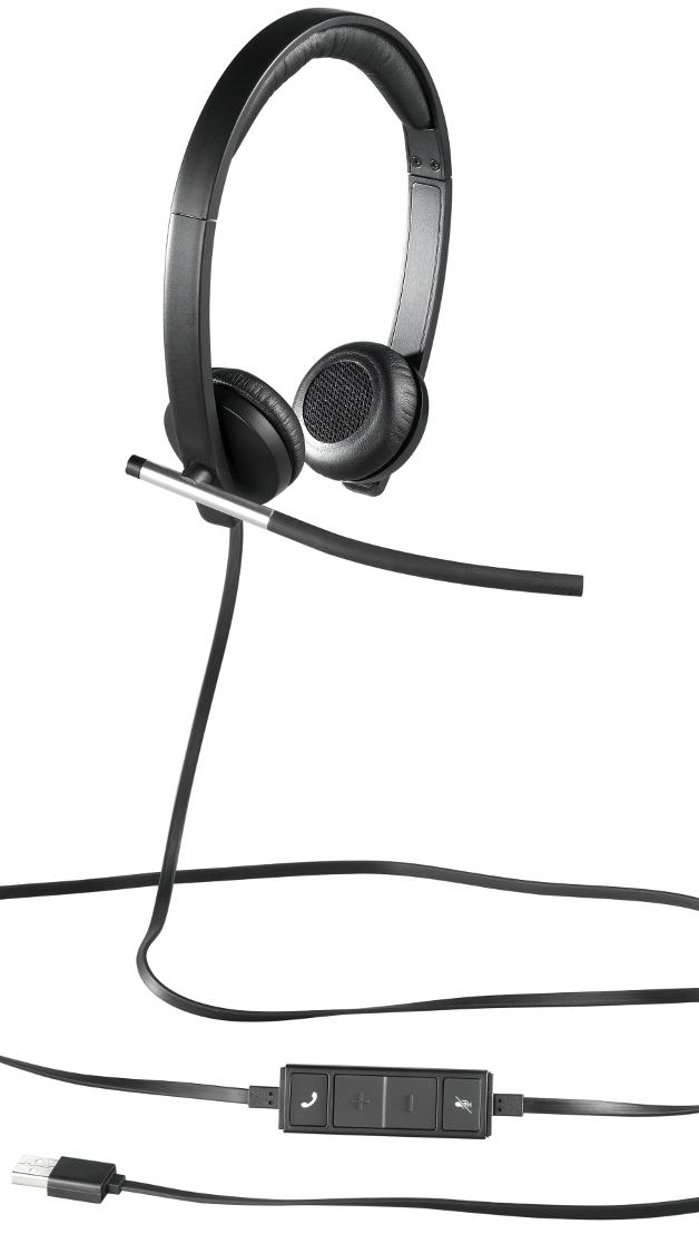 micro-casque Logitech H650e
