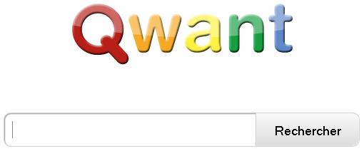 Qwant recherche Internet