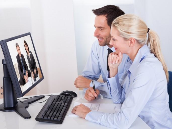 Skype messages vidéo