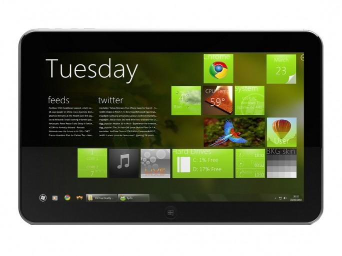 ZTE V98 tablette Windows 8
