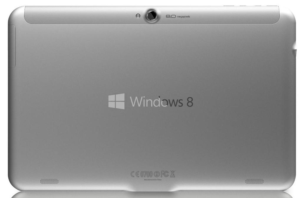ZTE V98 - tablette Windows 8