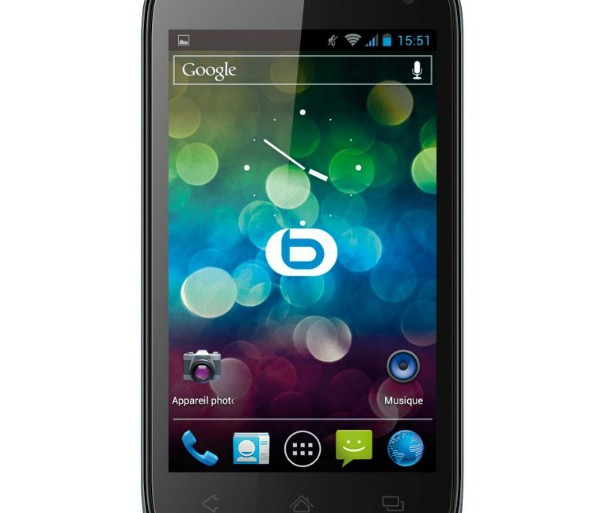 Boulanger Black Diamond smartphone