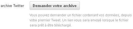 archive Twitter