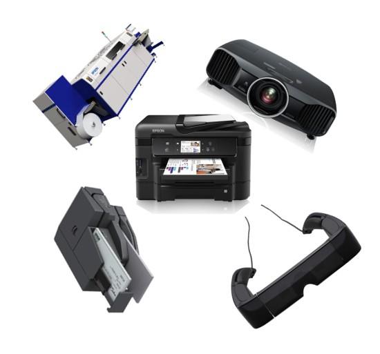 Epson 2013 imprimante presse numérique projecteur scanner