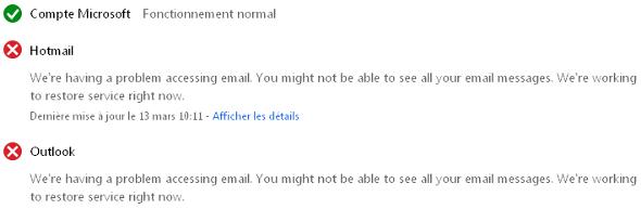 Microsoft Outlook.com Hotmail