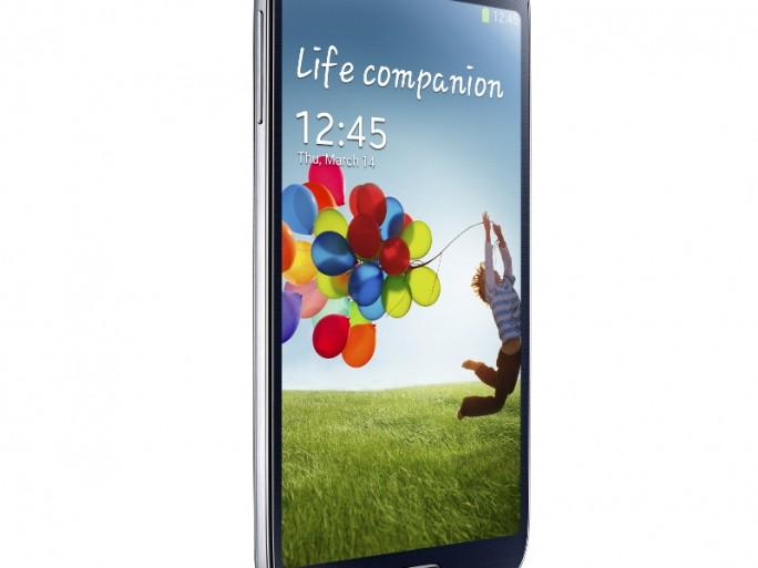 Samsung Galaxy S4 smartphone