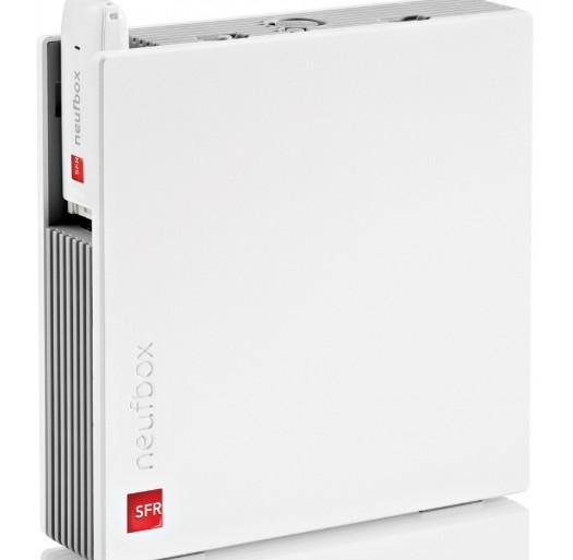 SFR box Pro ADSL fibre