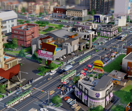 SimCity Electronic Arts