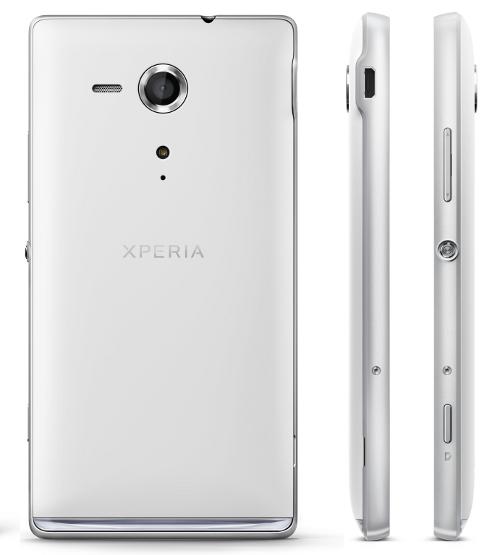 smartphone - Sony Xperia SP