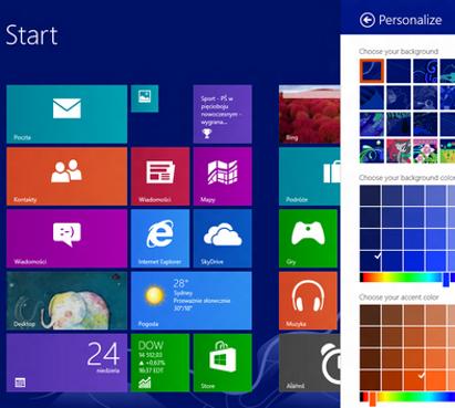Windows Blue Microsoft