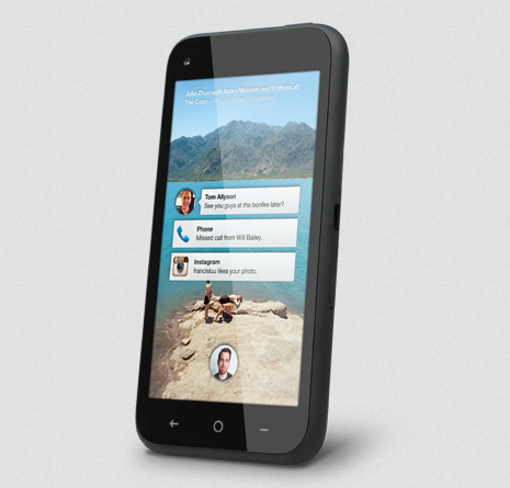 Facebook Home Qualcomm Snapdragon