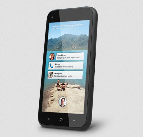 Facebook Home Qualcomm Snapdragon