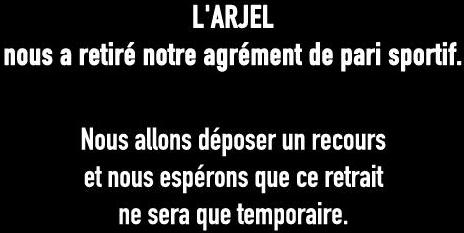 ARJEL France Parisportif