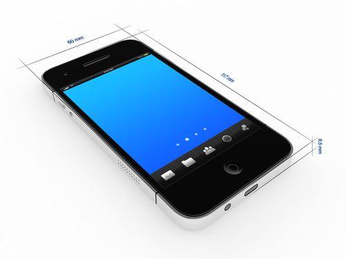 free-mobile-smartphone-3D-fonforfun