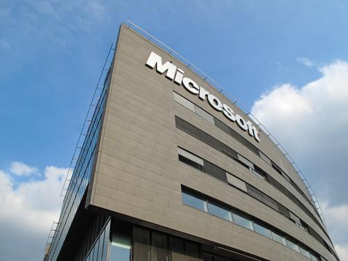 Microsoft résultats financiers Windows 8