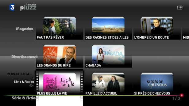 Pluzz France TV Numericable