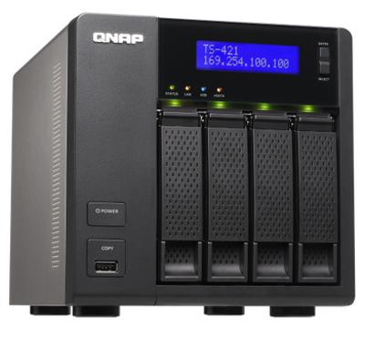 QNAP TS-420