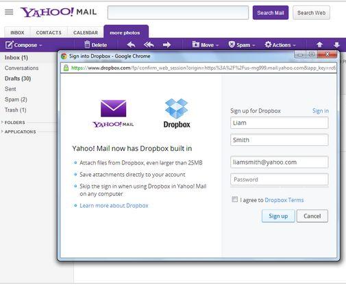 yahoo-mail-dropbox