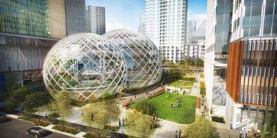 Futur siège social Amazon