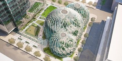 sphères siège Amazon