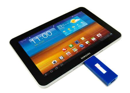 Cl s usb mais oui on peut encore innover - Tablette tactile avec port usb ...