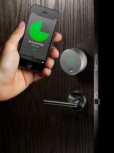 Augustmart Lock - Application Smartphone
