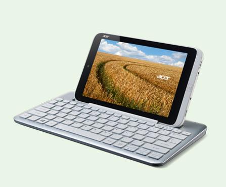 tablette Acer Iconia W3 Windows 8 Computex 2013