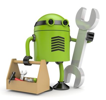 générations Android