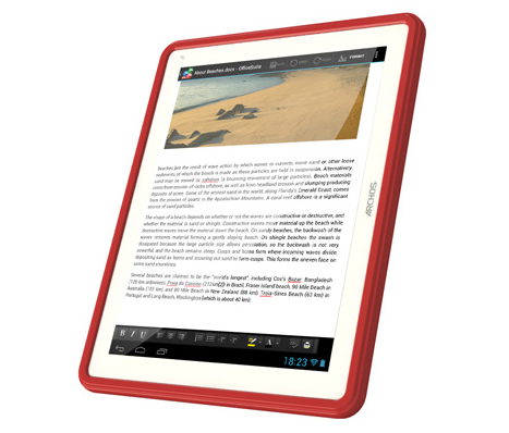 Archos ChefPad tablette