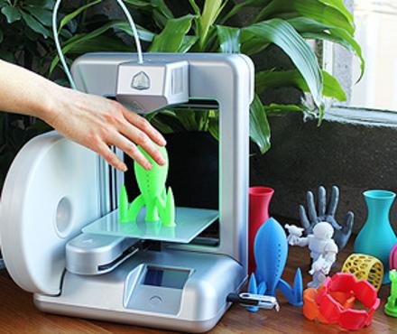 Cube imprimante 3D