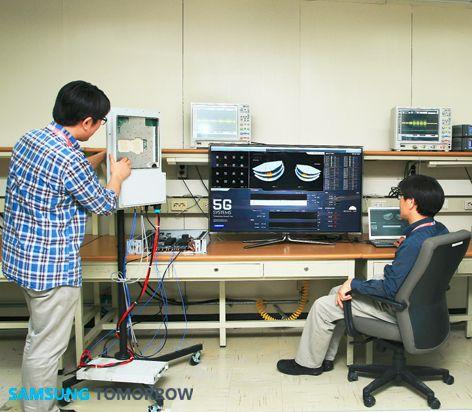 samsung-5G-test