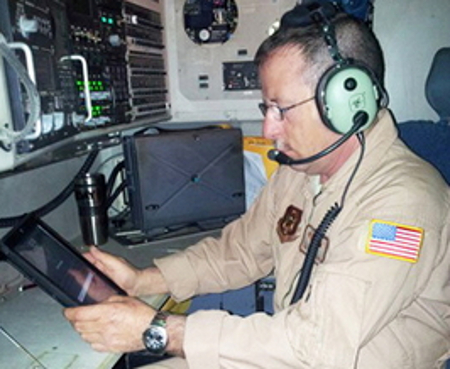 US Air Force iPad