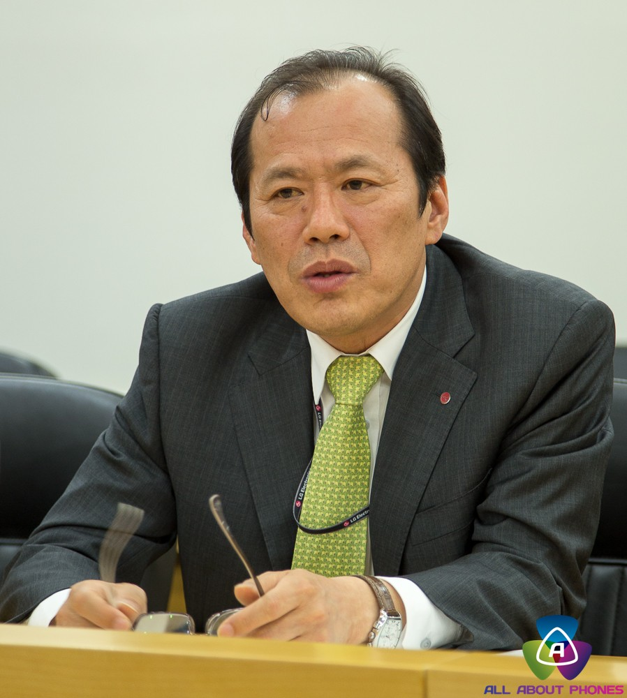 Won Kim - Vice présient - LG