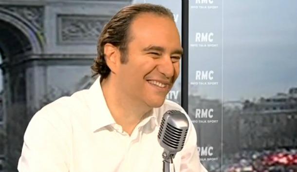 Xavier Niel Free Iliad