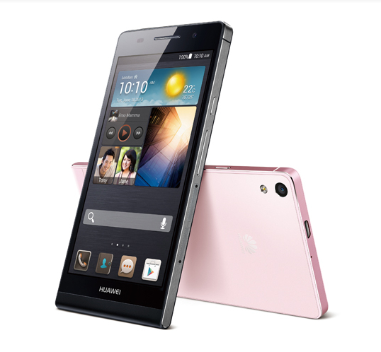 huawei-ascend-p6-interface