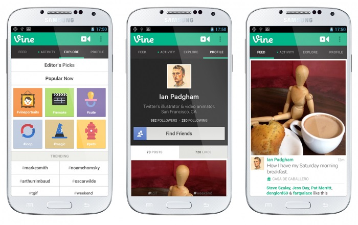 Vine - Android
